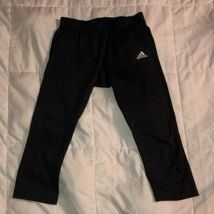 Adidas TechFit Cropped Legging